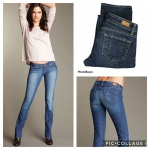 Paige Blue Heights skinny low rise size 26 EUC